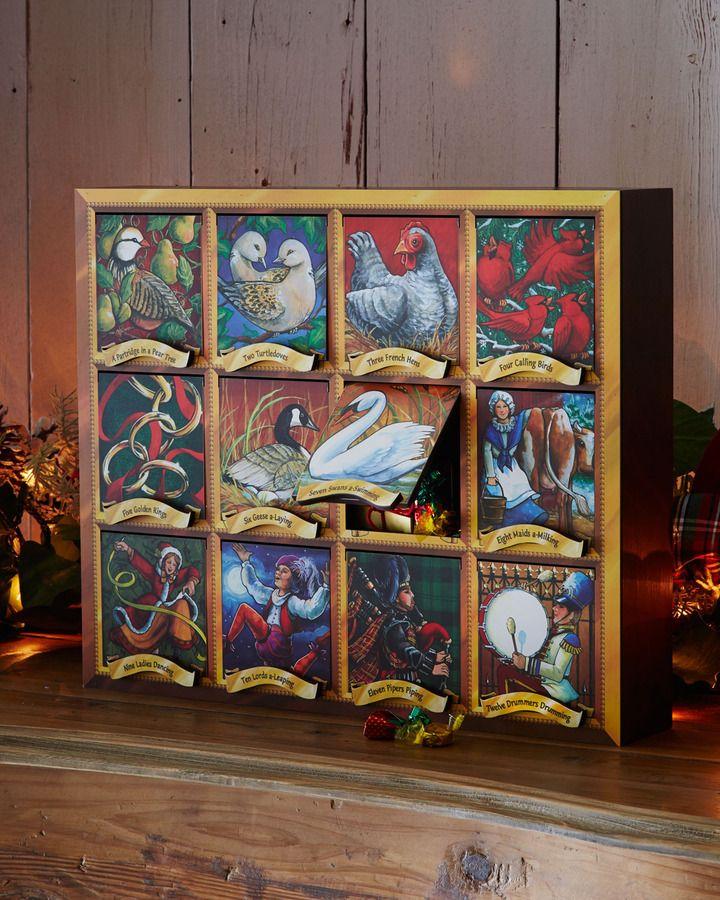 Twelve Days of Christmas Calendar | It's Beginning To Look A Lot Like ...