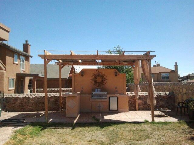 L shape outdoor kitchen pergola outdoorkitchen adam 39 s for L shaped pergola