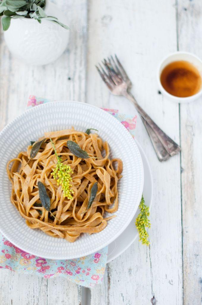 ... pasta dough, yo! #pasta #pumpkin #homemade #healthy #butter #recipes