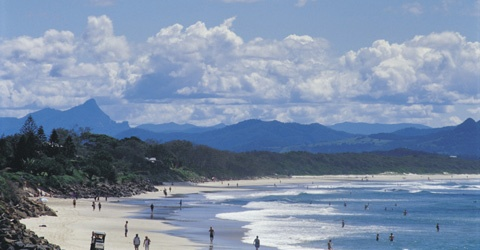 I Byron Bay Today Byron Bay, Australia - would love to get back here someday. This was ...