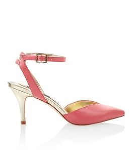 Women's Shoes and Accessories - White House | Black Market - CORAL POINTY TOE LOW HEEL $130.00