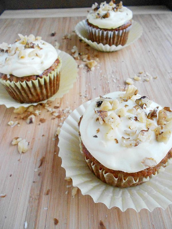 Skinny Hummingbird Cupcakes | Recipes to try | Pinterest