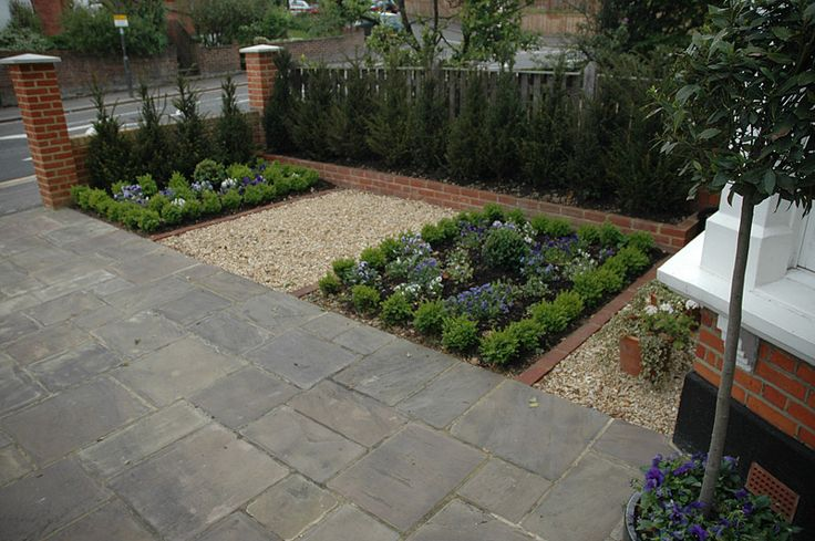 Pin by lindsey bentley on driveways pinterest for Front garden and driveway designs