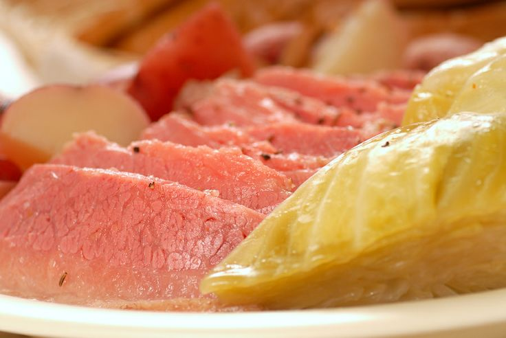 Slow Cooker Corned Beef and Cabbage | Crock Pot Creations | Pinterest