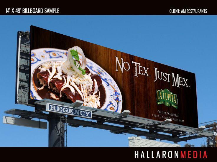 Outdoor Advertising Billboard Design