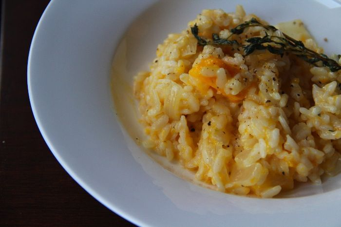Roasted Butternut Squash Risotto | Recipes to Try | Pinterest