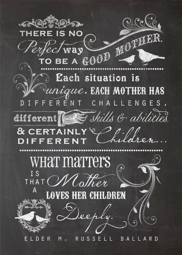 MothersQuote - 1500x2100px