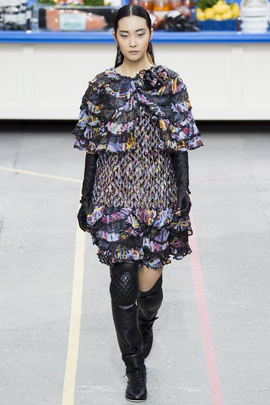 Défilé Chanel prêt-à-porter automne-hiver 2014-2015|70