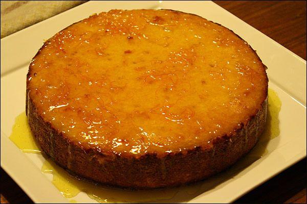 Flourless Orange-Saffron Cake Recipes — Dishmaps