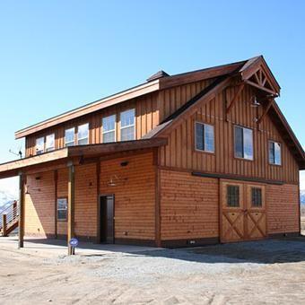 The Denali Barn Apartment 36 Barn Pinterest