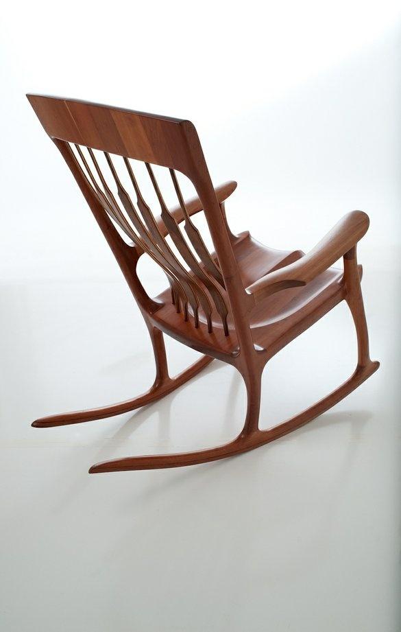 Rocking Chair by Beautiful Rockers  Handmade furniture  Pinterest