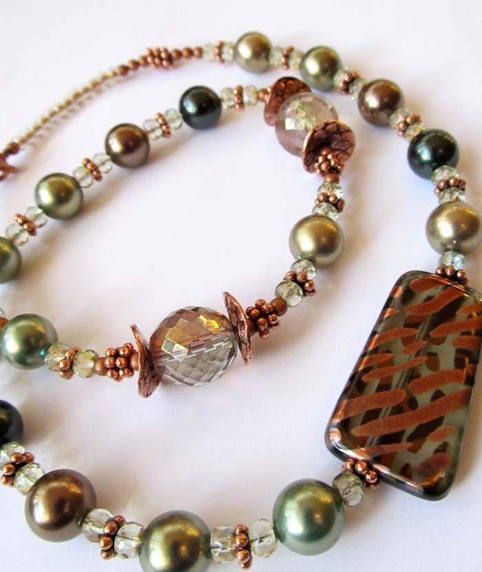Stringing Beads Magazine Tagged Keywords Bead Stringing Tutorial Related Keywords Bead Stringing
