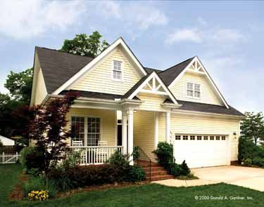 House and floorplan 1608 sq ft 3 BR 2 bath with firpelace and 2nd floor bonus room, 2 car garage with storage area. No basement.
