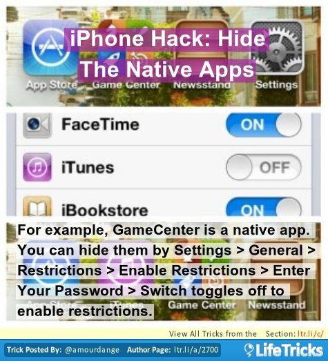 iphone tracking hack