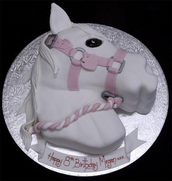 Horse Head Birthday Cake Recipe