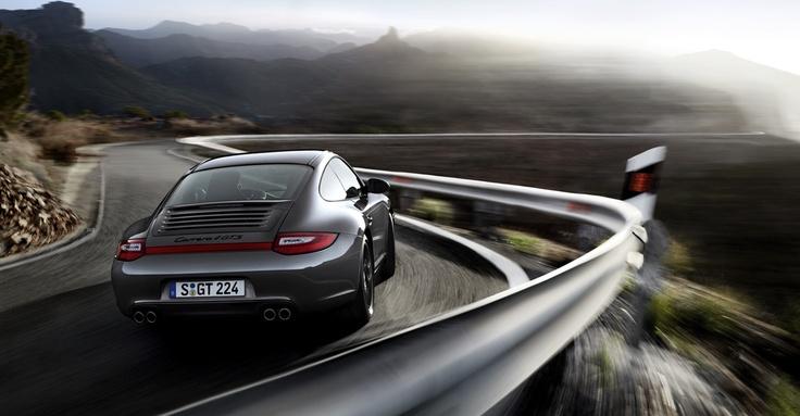 Porsche 911 Carrera 4 GTS    408 hp @ 7,300 rpm  0-60 mph: 4.4 s  Top Track Speed: 187 mph  Consumption (Highway): 25 mpg (Manual)     MSRP $ 110,200.00