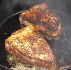 blackened grilled swordfish | Yum-O | Pinterest