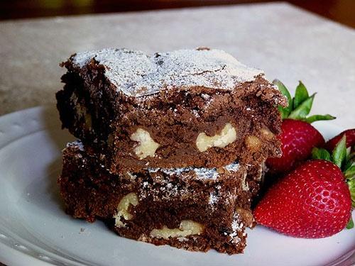 Delicious Baked Fudge Recipes — Dishmaps