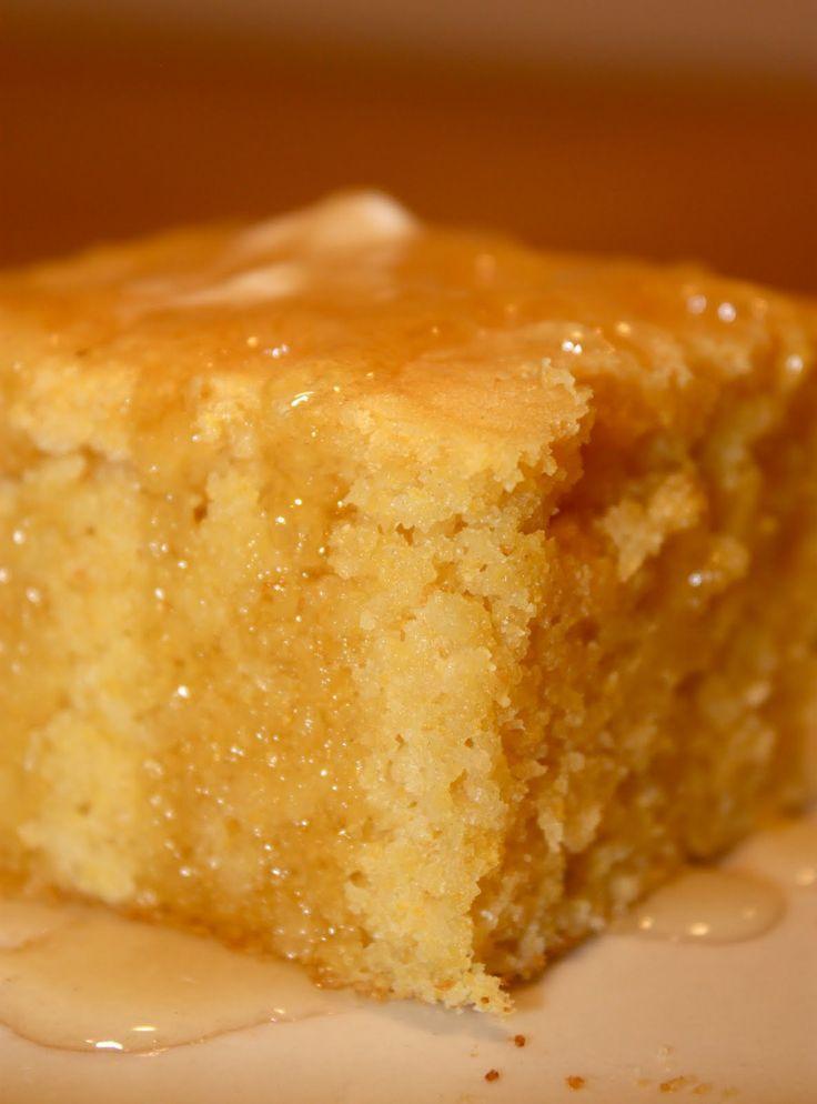 Grandma's Buttermilk Cornbread | 4 All things food | Pinterest