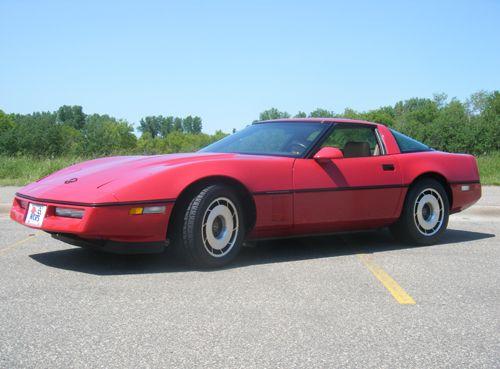 1983 Chevrolet Corvett...