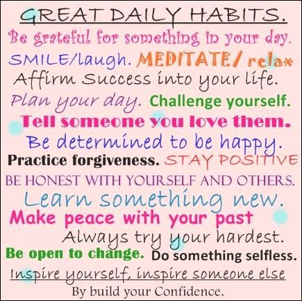 build your self confidence Affirmations for self esteem, are a great way build your confidence and self worth when they are repeated over-and-over.