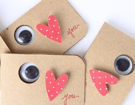 valentine day handmade cards for husband