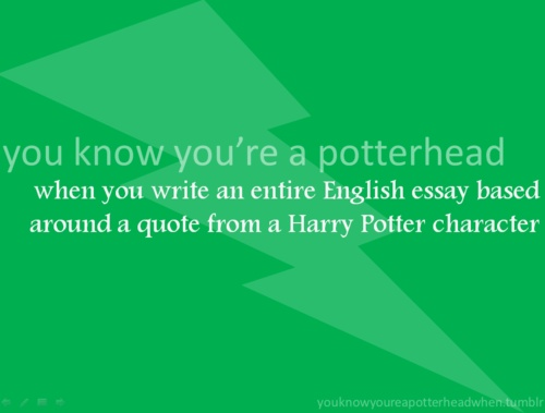 write an essay based on a quote