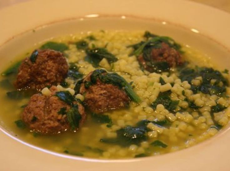 Italian Wedding Soup | Soups | Pinterest