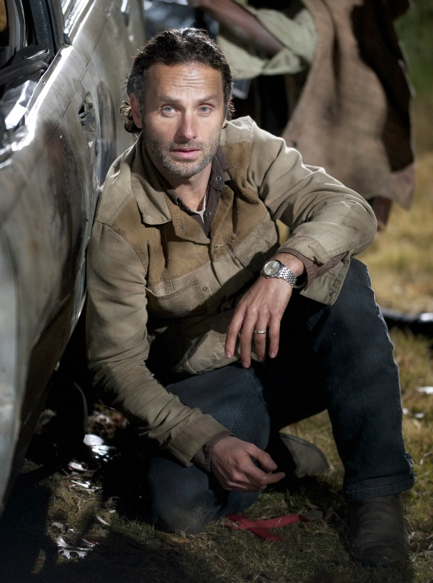 rick grimes andrew lincoln - photo #3