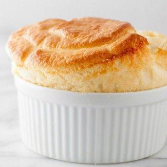 Three Cheese Soufflés | *Recipes | Pinterest