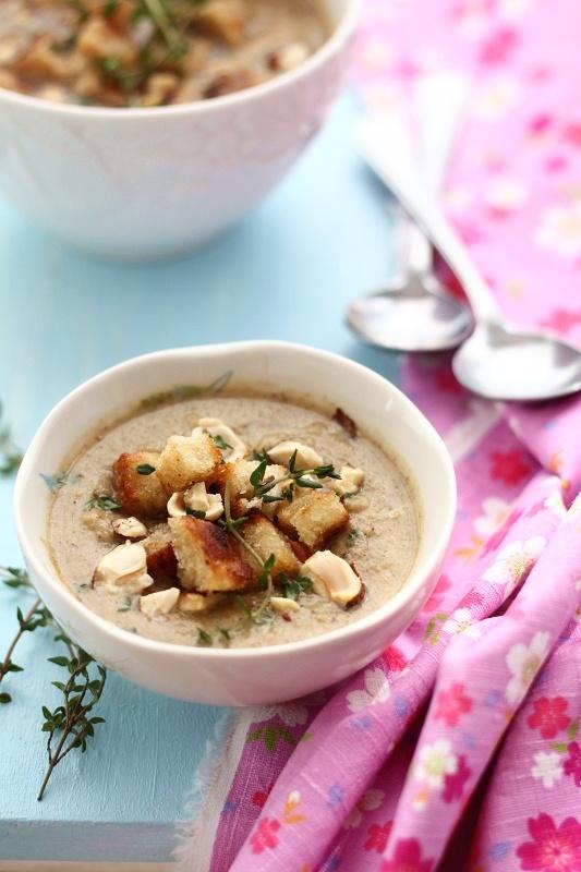 caramelized cauliflower soup | Good and Good 4 Ya | Pinterest