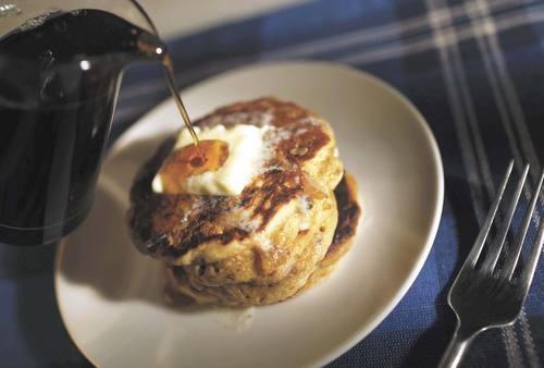 Wild rice pancakes | Food and Beverage | Pinterest
