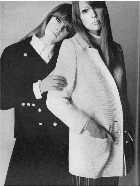 Sisters Jenny & Pattie Boyd