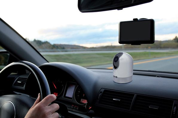Camera For Vehicle Surveillance Security Sistems