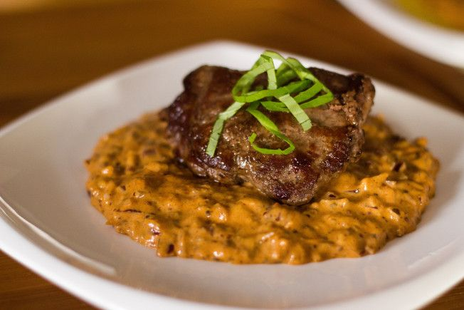Venison Steak Diane with a Facelift – Dedicated to Hunters and ...