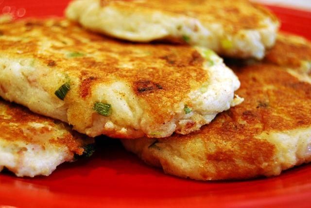 Mashed Potato Breakfast Pancakes | Recipes | Pinterest