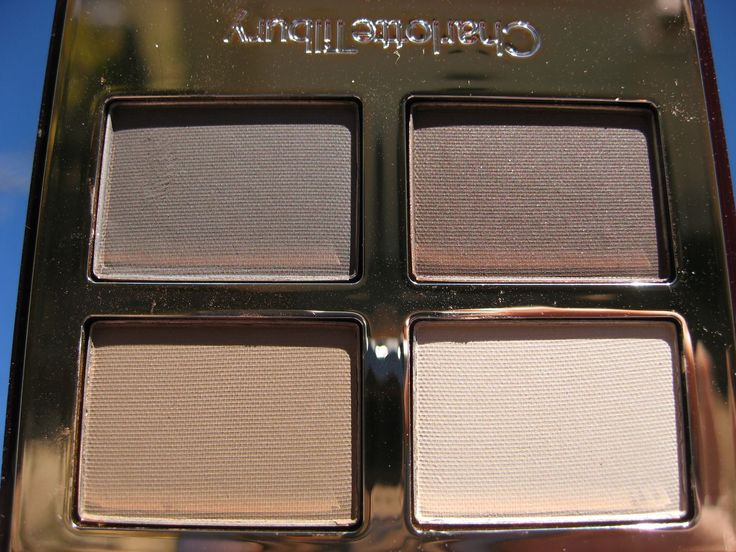 Charlotte Tilbury Eye Shadow Palette in The Sophisticate