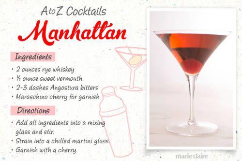 Top 28 Manhattan Drink Ingredients Manhattan Cocktail