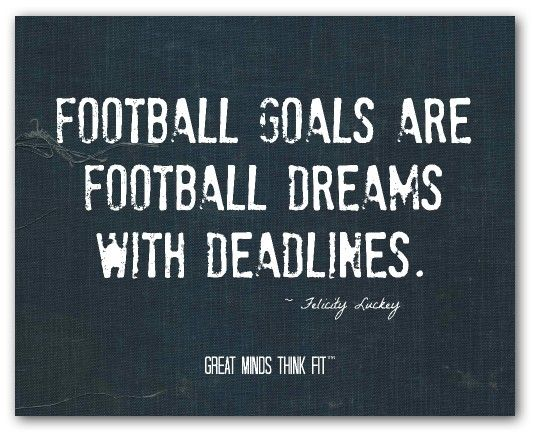 #Inspirational #Football #Quotes | FOOTBALL ~ GAME TIME ...