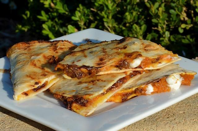 Chocolate Chip Pumpkin Quesadillas | Recipes | Pinterest