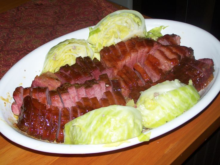 Corned Beef and Cabbage. This is by far the yummiest method of ...