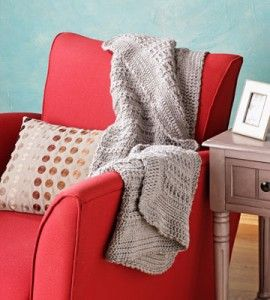 Crocheted Lap Afghan Craft Ideas Pinterest