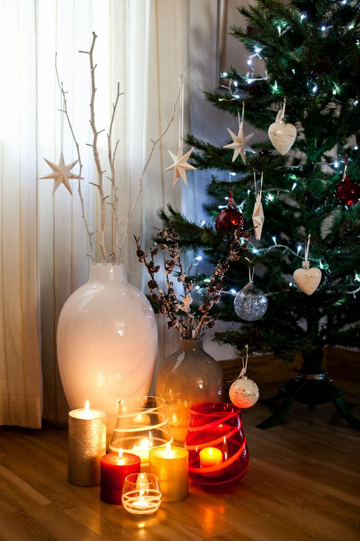 Cosy Christmas Decoration  christmas  Pinterest
