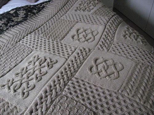 Sampler Afghan Knitting Pattern Ipaafo For