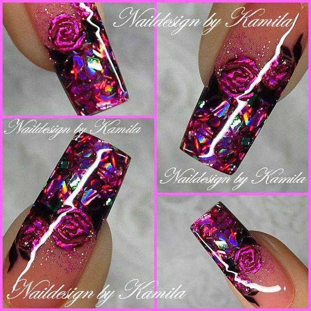 nail design by Kamila Achatz   Nail art   Pinterest