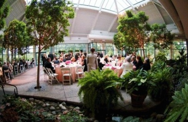 Pin by kitten with a whisk on md dc va metro wedding sites - The atrium at meadowlark botanical gardens ...