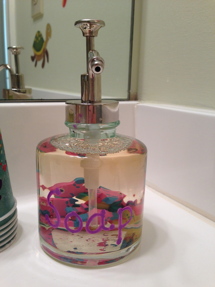 Pin by mickie reese newman on showers gifts pinterest for Fish soap dispenser
