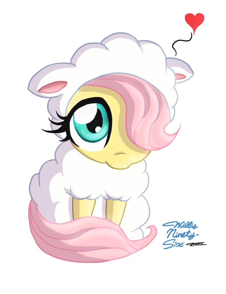 My little pony fluttershy cute
