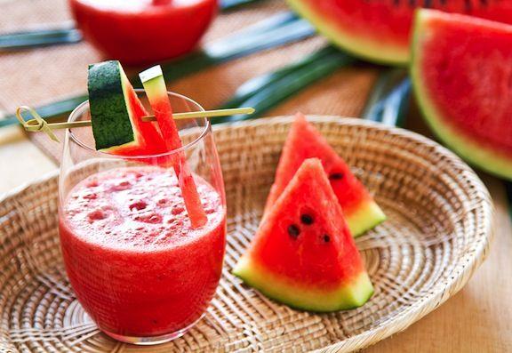 Watermelon-Cucumber Cooler (aka Hangover Helper)