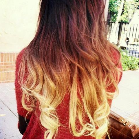 ombre hair | Hair | Pinterest
